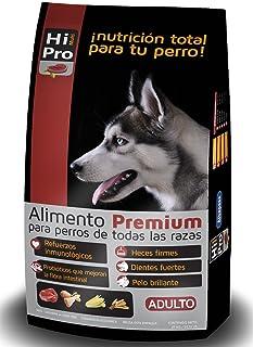Hi Multipro Alimento Premium Adulto 25kg, 100% Balance Nutricional. con probióticos, Calcio y Proteínas de Alto Valor biológico