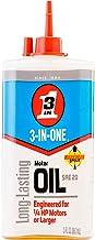 3-IN-ONE-10045 Motor Oil, 3 OZ (pack of 1)