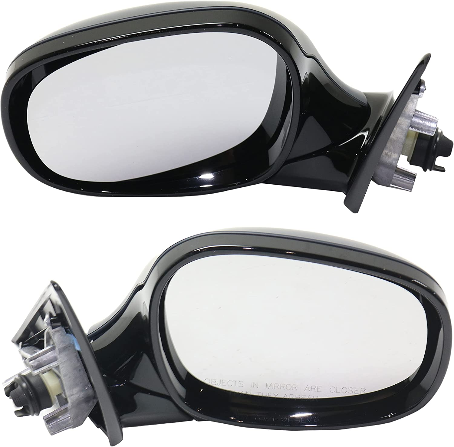 Kool Vue Mirror Set Chicago New popularity Mall of 2 2009-2011 with Compatible BMW 328i 201