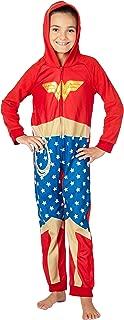 wonder woman one piece costume