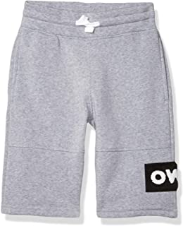 Southpole boys Jogger Shorts in Basic Solid Colors and Fleece Fabric Shorts