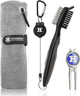 Handy Picks Microfiber Golf Towel (16
