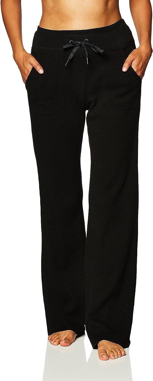 Calvin Klein All items free shipping Women's Premium Performance Thermal Leg Miami Mall Pant Wide