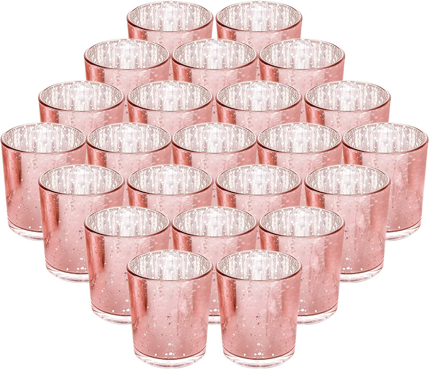 Votive Candle Holder-Set of Challenge the lowest price San Jose Mall Japan 48 for Table M Centerpieces Wedding