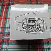 APUNOL 2 Unidades Linterna Frontal LED USB Recargable, Linternas Cabeza 400 Lúmenes, Sensor Inteligente, 8 Modos de Iluminación, Impermeable, Blanco y ...