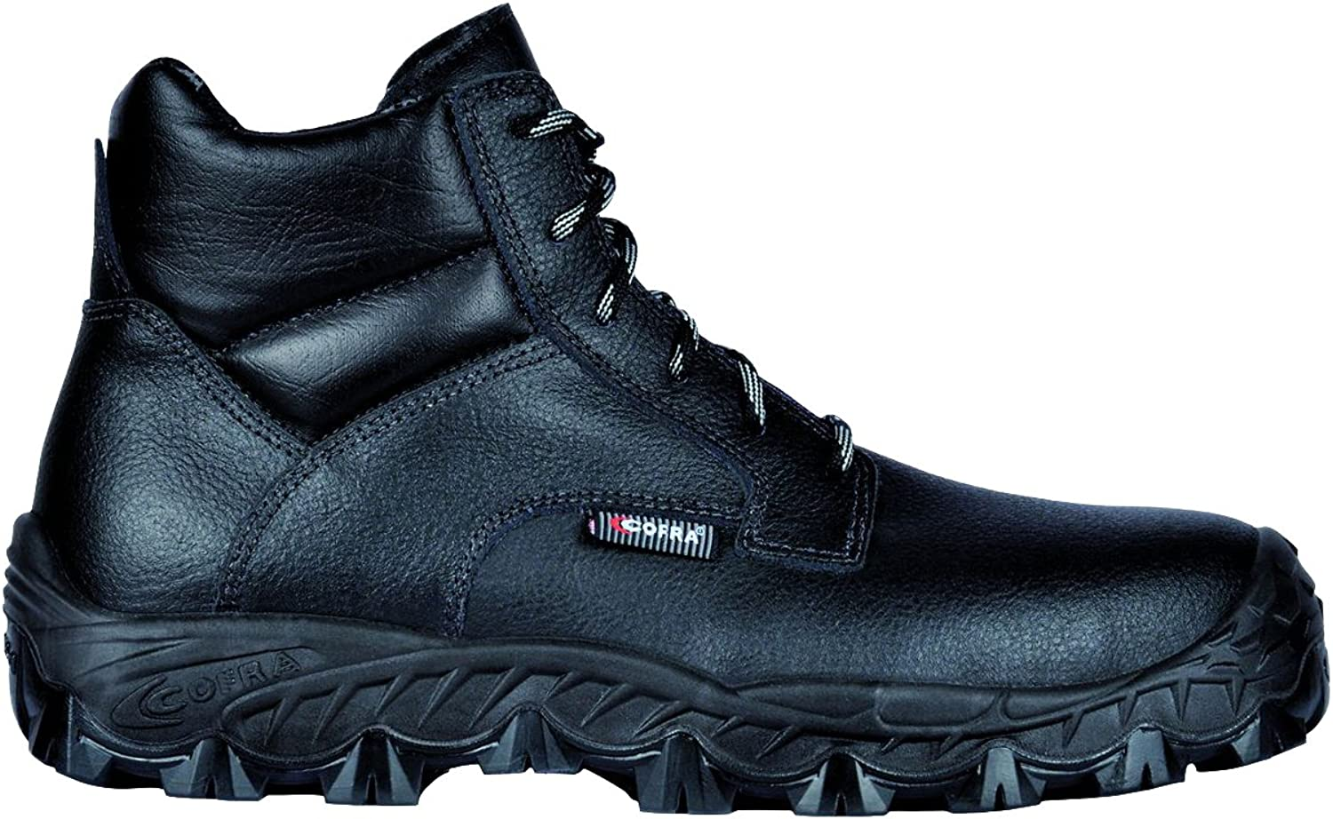 Cofra FW120-000.W43 Safety shoes New Baffin S3 SRC Size 43 in Black