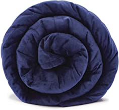 """RelaxBlanket-Weighted Heavy Blanket Home 60""""×80"""" 20lb-Set"""