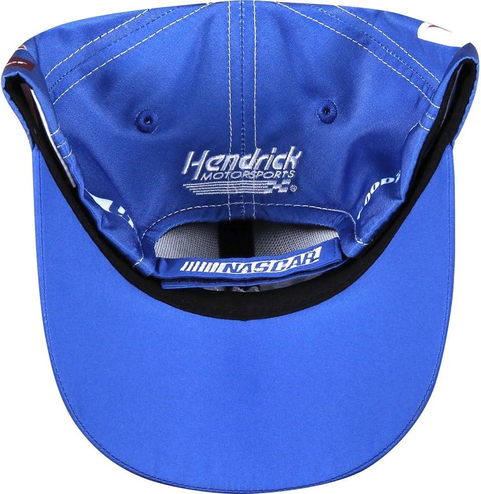 Checkered Flag NASCAR Adult-Driver//Sponsor-Uniform-Adjustable Chapeau//Casquette