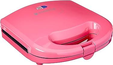Sanduicheira Minigrill Colors Rosa Doce, Cadence San237-127, Vermelho Cadence Vermelho 110v