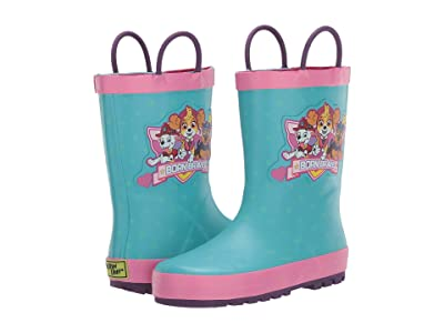 Western Chief Kids Paw Patrolian Boot (Toddler/Little Kid) (Teal) Kids Shoes
