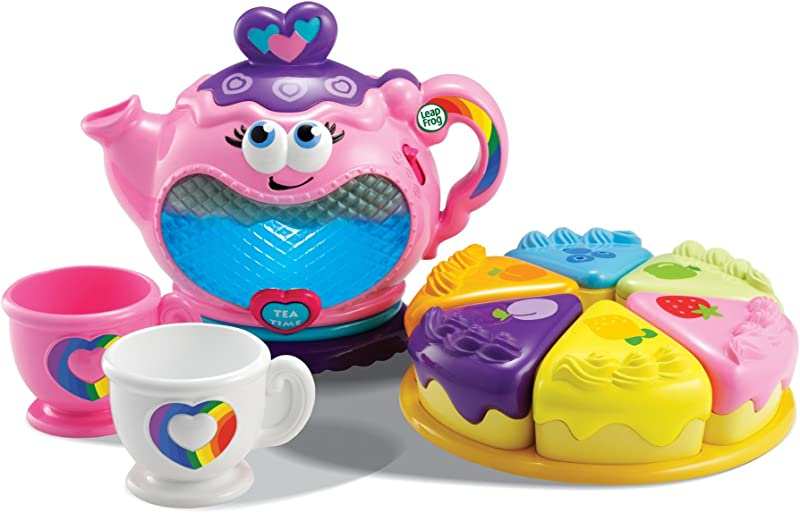 LeapFrog Musical Rainbow Tea Party Frustration Free Packaging