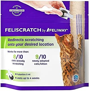 Feline FeliScratch Cat Scratch Redirector 9 Pipettes