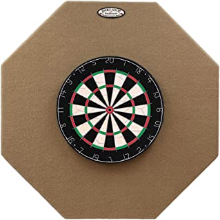 Dart-Stop 36 inch Professional Dart Board Backboard, Octagonal | Wall Protector | Dartboard Surround