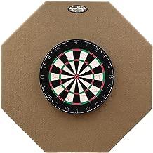 Dart-Stop 36 inch Professional Dart Board Backboard, Octagonal | Wall Protector | Dartboard Surround