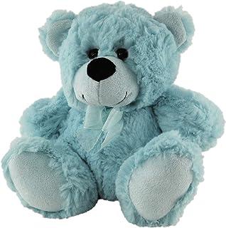 Elka Australia 76201-23BL Jelly Teddy Bear Soft Plush Toy, Light Blue, 23 Centimeters