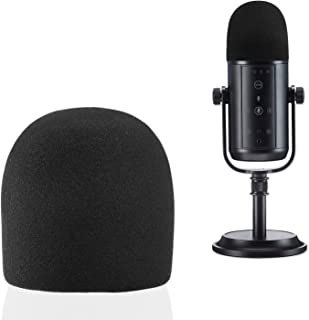 USB Condenser Microphone Foam Microphone Windscreen - Mic Wind Cover as Pop Filter by YOUSHARES