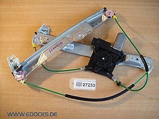 Elektrische El Fensterheber Motor & Gestänge vorne rechts Corsa D 3 Türer Opel