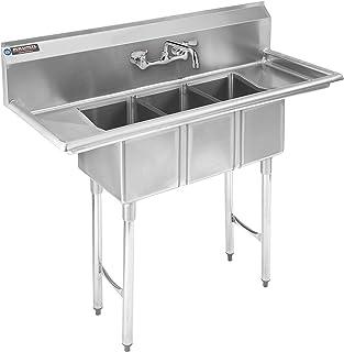 Amazon Com Commercial Sinks Restaurant Appliances Equipment Industrial Scientific