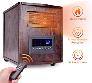 Best 500 watt space heater with thermostat Reviews