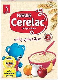 CERELAC 3 Fruits Milk 250g