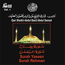 Best surah rehman by qari basit audio Reviews