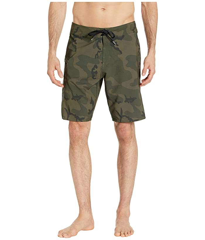 Volcom 20 Lido Solid Mod (Camouflage) Men