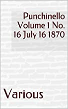 Punchinello Volume 1 No. 16 July 16 1870