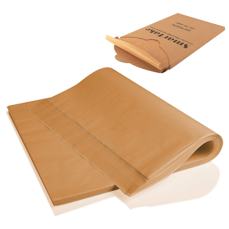 Parchment Paper SMARTAKE 200 Pcs