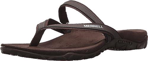 Merrell Wohommes Terran Ari Post Sport Sport Sandal, Bracken, 5 Medium US  vente en ligne
