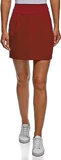 oodji Ultra Women's Zipper Jersey Skirt