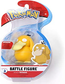 PoKéMoN Figure Battle Pack - Psyduck - Newest Edition 2019
