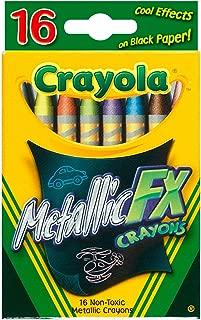 Best crayola metallic crayons Reviews