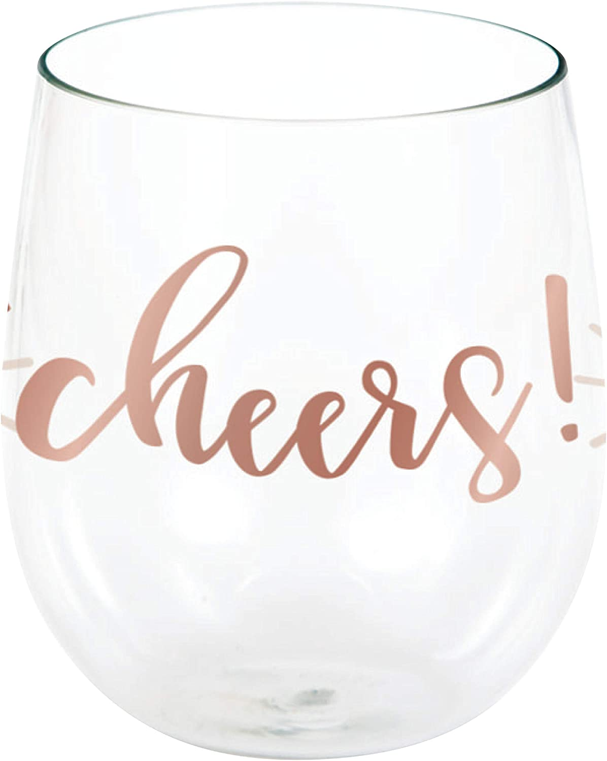Creative Rapid rise Converting Rosé All Day Plastic Gl Stemless Wine Recommendation Cheers