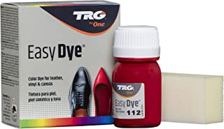 TRG Easy Dye for Leather and Canvas Shoes and Accessories