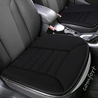 Universal Car Seat Cushion Pad Car Driver Seat,Memory Foam Seat Cushion ,Non Slip Seat Cushion Perfect for Car Office Home...