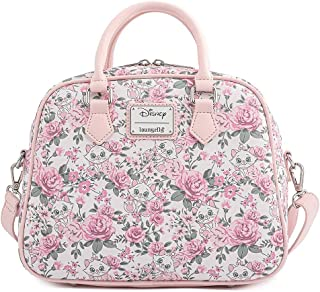 Loungefly Disney Aristocats Marie Floral Crossbody Bag
