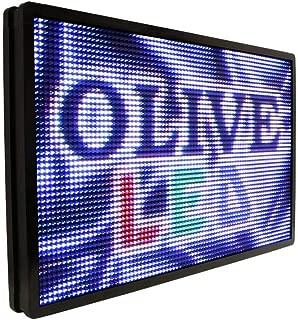 OLIVE LED Sign Full Color P30, 22