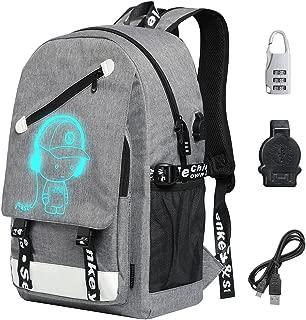 Unisex School Backpack 15.6