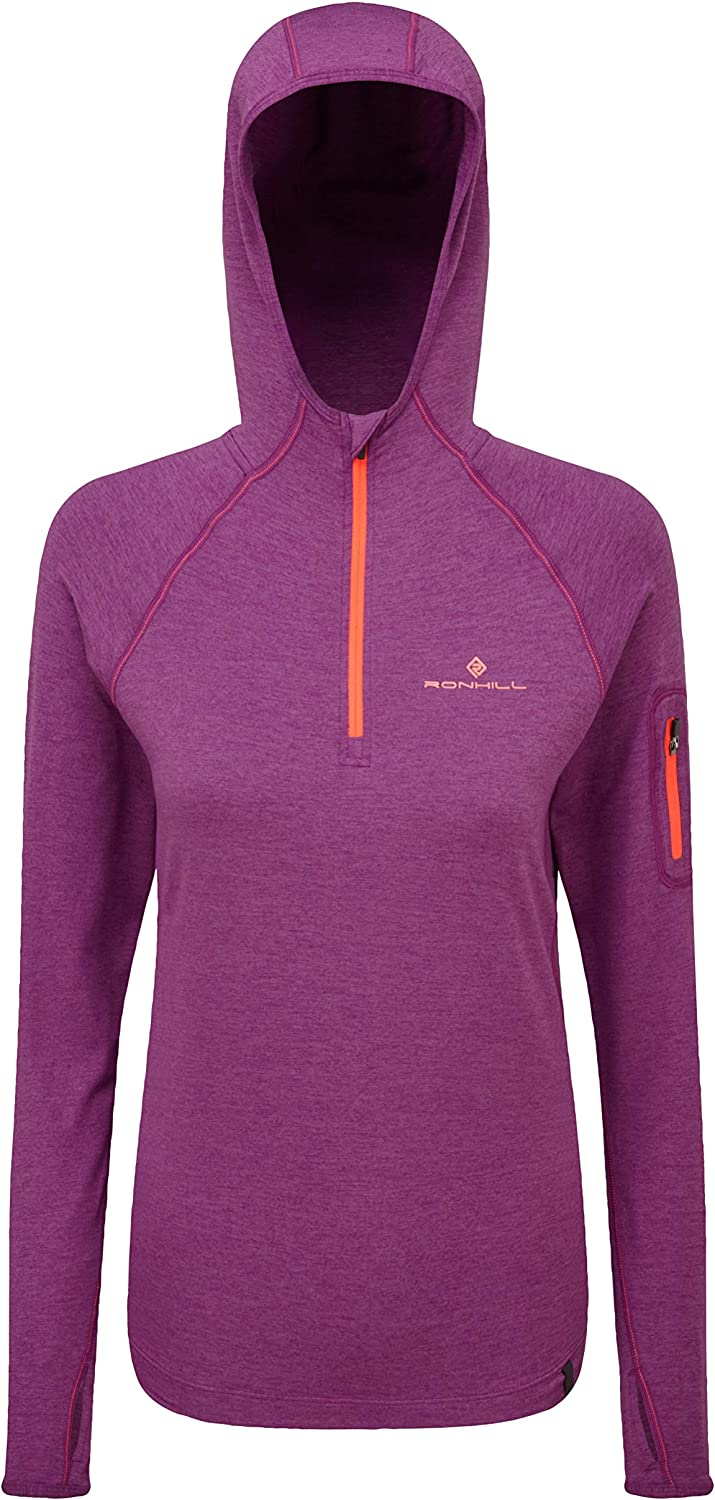 Ronhill Wmns Momentum Workout Hoodie Jersey Mujer Mujer