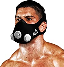 Elevation Training Mask 2.0 | Hands-Free Respiratory Muscle Trainer (RMT) | Strengthens Breathing Muscles, Increases Stamina and Endurance During Workouts | Best Hypoxic Training Fitness Mask