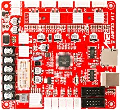 KKmoon Anet A1284-Base Control Board Mother Board Mainboard DIY Self Assembly 3D Desktop Printer RepRap i3 Kit (For Anet A6 3D Printer)