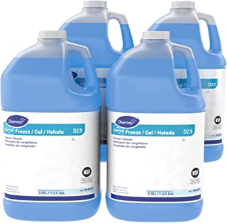 Diversey Suma Freeze D2.9 Freezer and Cold Floor Cleaner (1-Gallon, 4-Pack)