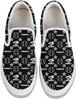 Womens Sneakers Style Canvas Shoes Skate Wide Unique Shoe