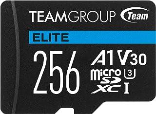 Team Elite A1 - Flash-Speicherkarte - 256 GB - microSDXC