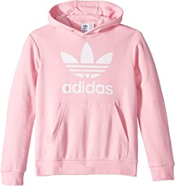 e804b5ed079 Girls adidas Originals Kids Pink Hoodies & Sweatshirts + FREE SHIPPING