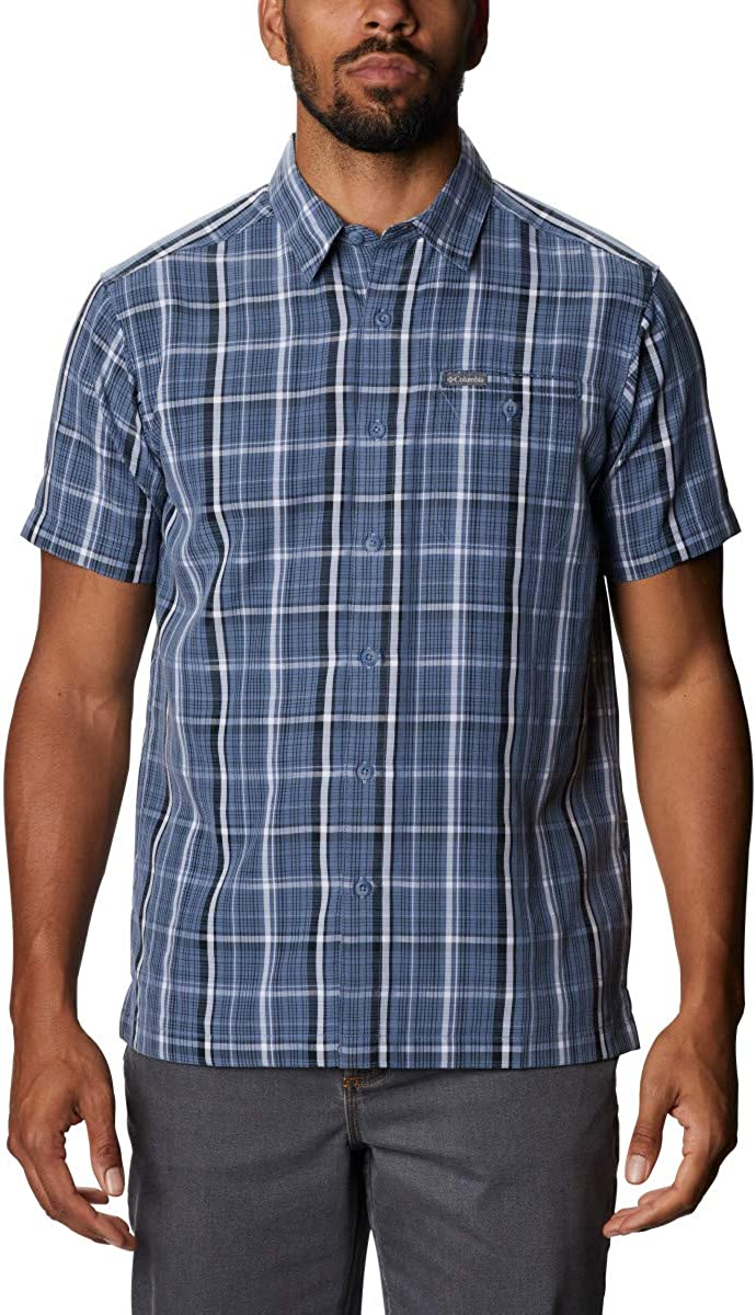 Columbia Men's Lakeside New Free Shipping Trail Ii Short Sleeve New mail order