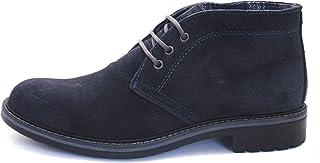 Amazon.es: Terciopelo Botas Zapatos para hombre: Zapatos
