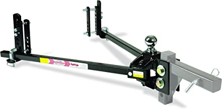Equal-i-zer 4-point Sway Control Hitch, 90-00-1401, 14,000 Lbs Trailer Weight Rating, 1,400 Lbs Tongue Weight Rating, Weight Distribution Kit DOES NOT Include Hitch Shank, Ball NOT Included