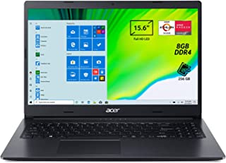 Acer aspire 3 a315-23-r97u pc portatile, notebook con processore amd athlon silver 3050u, ram 8 gb ddr4, 256 g