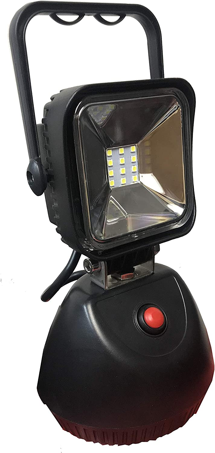 RC-WL51362 Rechargeable Mail order Translated Magnetic Light Work LED